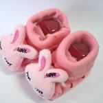 新生児ソックス ウサギ